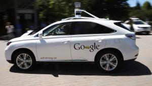 Google erwartet weitere Unfälle mit Roboterautos