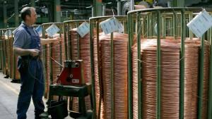 Kupfer, Zink, Öl und Palladium für das private Depot