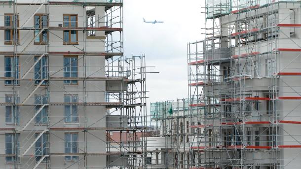 Koalition beerdigt Steuervorteile für Wohnungsbau