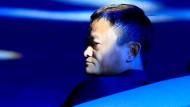 Jack Ma hat den Tech-Konzern Alibaba aufgebaut und ist dadurch der reichste Chinese geworden.