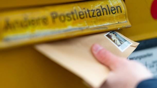 Post soll Briefporto senken