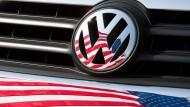 VW ist in den Vereinigten Staaten unter Druck.