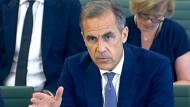 Hat nach dem Brexit-Entscheid den Kurs gelockert: Britanniens Notenbank-Chef Mark Carney
