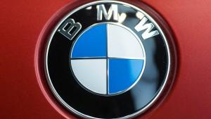 BMW-Absatz wächst gegen den Trend