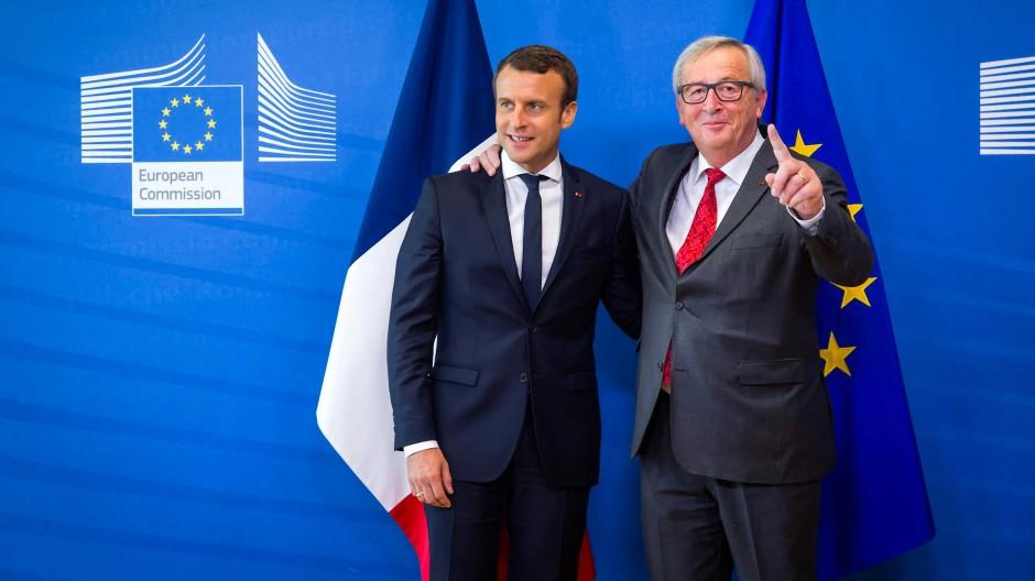EU-Reform : Pläne zur Umgestaltung der Währungsunion