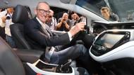 Karl-Thomas Neumann, der Vorstandsvorsitzende von Opel