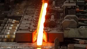 Razzia bei österreichischem Stahlhersteller