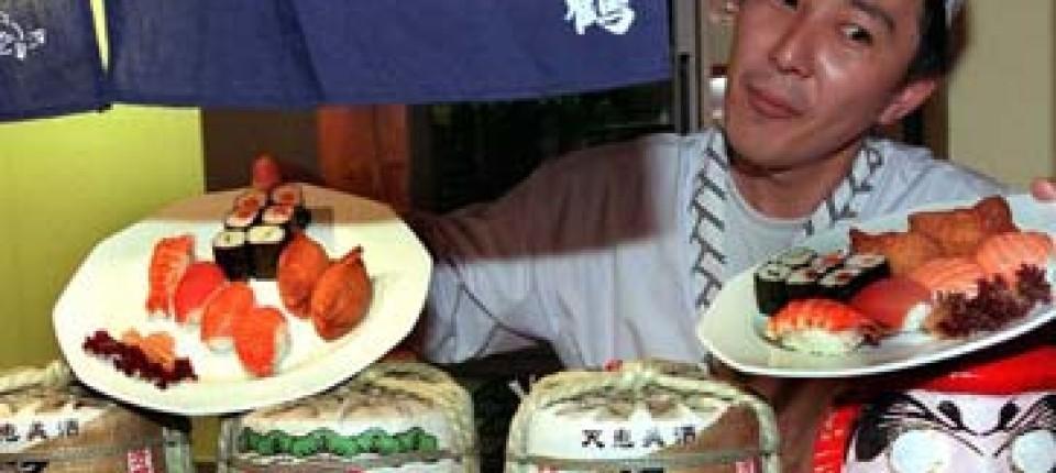 Asiatische Küche im Trend: Der kleine Mann an der Reistafel ...