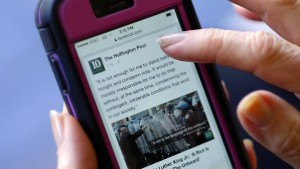 Kauft Axel Springer die Huffington Post?