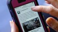 Kauft Axel Springer die Huffington Post?