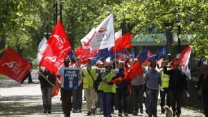 Kabinenpersonal von British Airways streikt