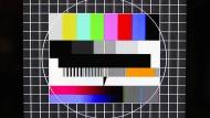 Nachts, wenn kein Tatort und keine Tagesthemen kamen, gab es früher im Fernsehen ein Testbild, im HR noch bis 1997.