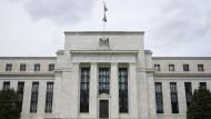 Die amerikanische Notenbank Federal Reserve in Washington