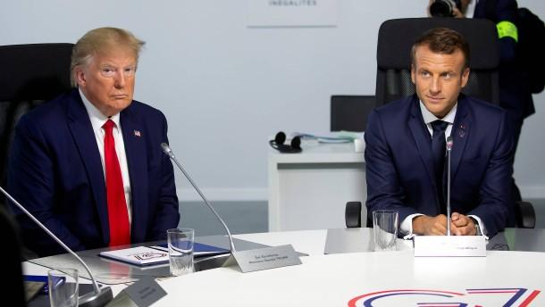 Frankreich und Amerika vor Einigung bei Digitalsteuer