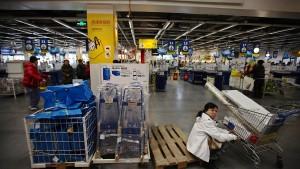 Ikea ruft 1,6 Millionen Kommoden in China zurück