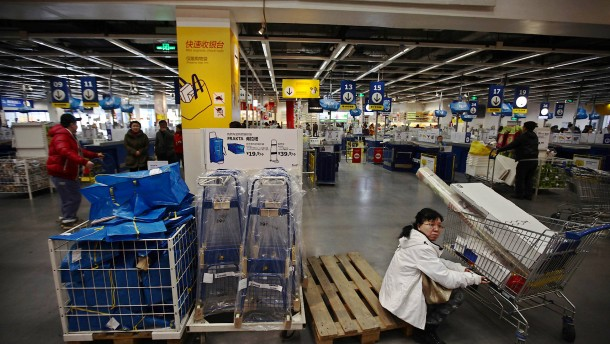 Ikea ruft 1,6 Millionen Kommoden in China zurück