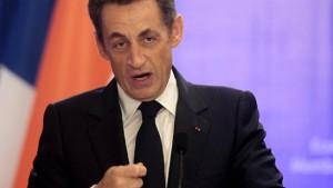 Auch Sarkozy gegen Euro-Anleihe
