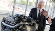 Kretschmann und Zukunft der Autoindustrie