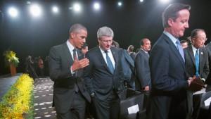 Obama will 3 Milliarden in Klimafonds investieren
