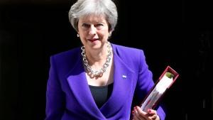 Dramatischer Brexit-Gipfel – Minister müssen Handys abgeben