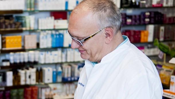 """""""Das Hamstern von Paracetamol nimmt langsam ab"""""""