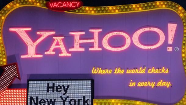 Bis zu 13.000 Spähanfragen bei Yahoo