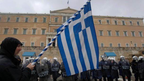 Griechenland will von Sonderkonto nichts wissen