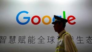 Bericht: Google unterdrückt kritisches Memo zu zensierter Suchmaschine