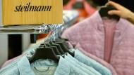 Kaum gefragt: Mode von Steilmann