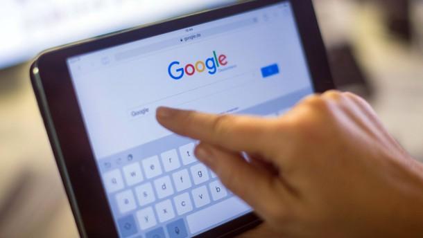 Google kämpft mit Frankreich um Privatsphäre