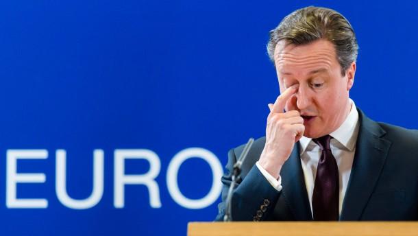 Camerons zwiespältige Bilanz