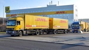 Deutsche Post entert Österreich