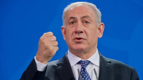 Kampagne Israels gegen EU-Politik