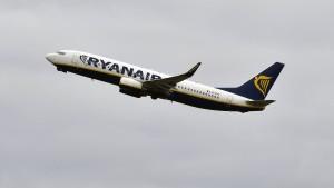 Ryanair streicht bis zu 2100 Flüge