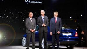 Deutsche Autohersteller in Feierlaune