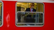 Bahn testet kostenloses WLAN in Regionalzug