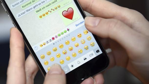 WhatsApp führt Fotos zur Einmalansicht ein