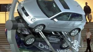 Gebremste Aussichten für die Automobilindustrie