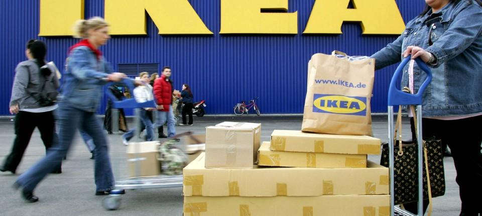 Möbelkonzern Gab Studie In Auftrag Ikea Informiert über Produktion