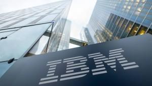 IBM verdient fast 3 Milliarden Dollar in drei Monaten