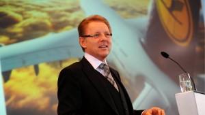Lufthansa-Finanzchef wird neuer Haniel-Chef