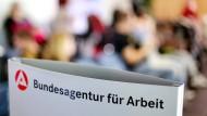 Etwas mehr Arbeitslose in Deutschland