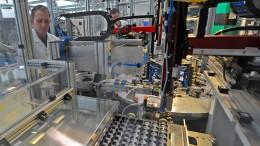 Ostdeutschland ist ein gutes Pflaster für die Industrie