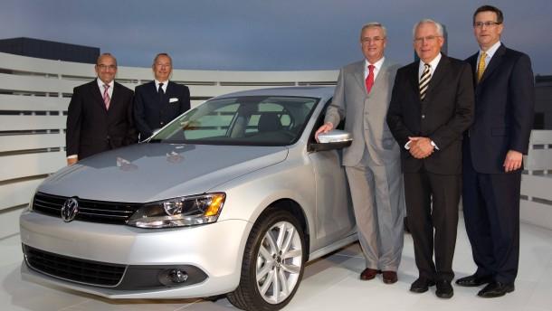 Was Volkswagen in Amerika vorgeworfen wird