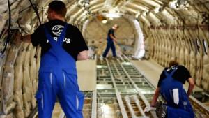 Die Dollar-Schwäche ist ein ernstes Problem bei Airbus