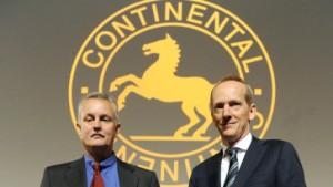 Conti und Schaeffler nähern sich an