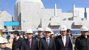 Südkorea will weiter Atomkraftwerke bauen