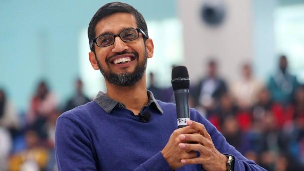 Der Google-Chef ist der teuerste Manager Amerikas