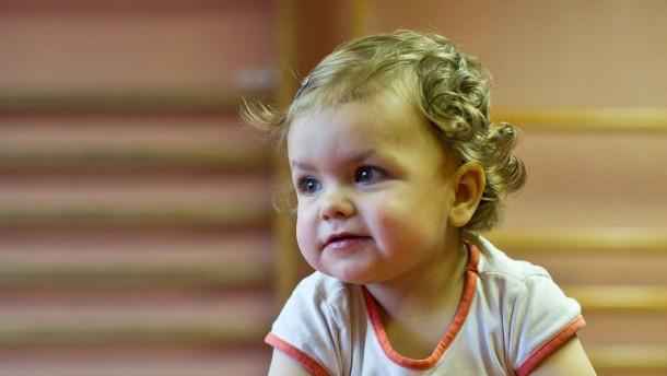 Bewegungsförderung im Kindergarten