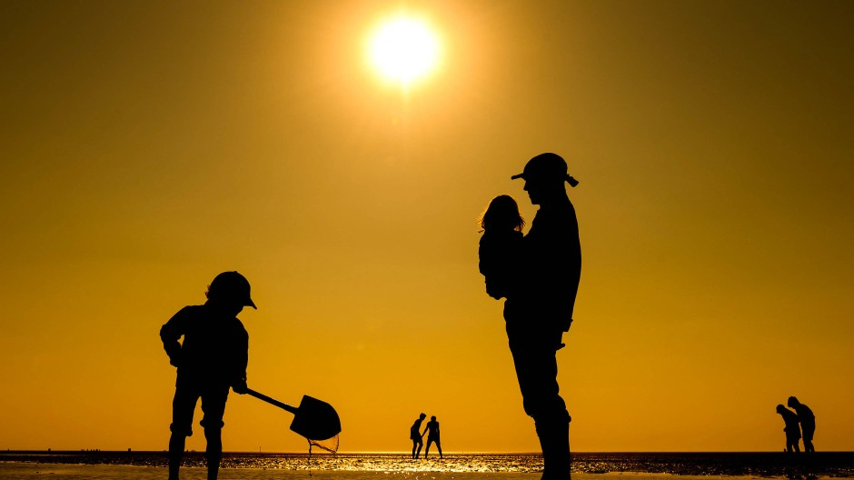 Kinder haben eine höhere Lebenserwartung als ihre Eltern, der Unterschied wächst aber inzwischen etwas schwächer.